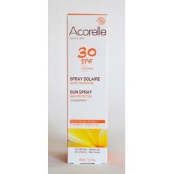 Spray Solaire Indice 30