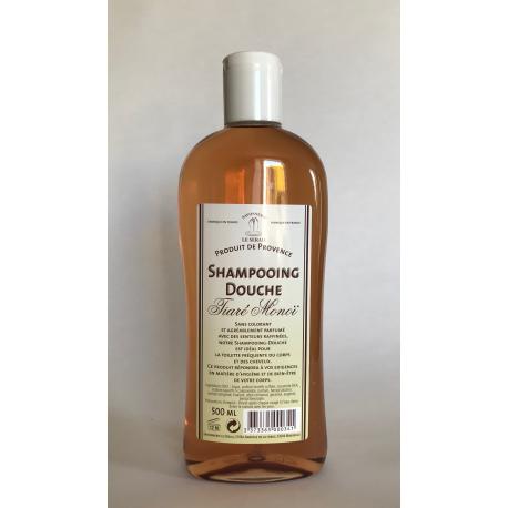 Shampoing Douche Monoï Tiaré