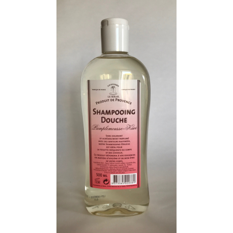 Shampooing Douche Pamplemousse Kiwi