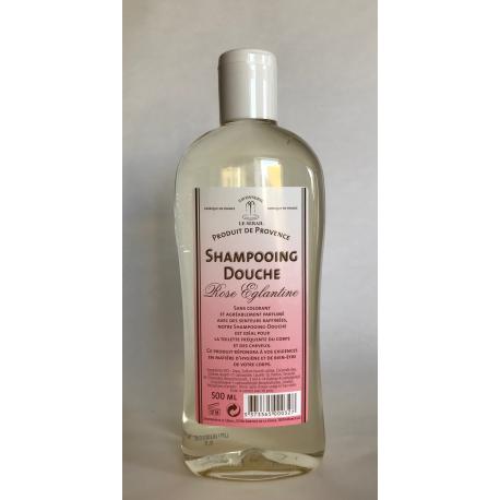 Shampoing Douche Rose Eglantine