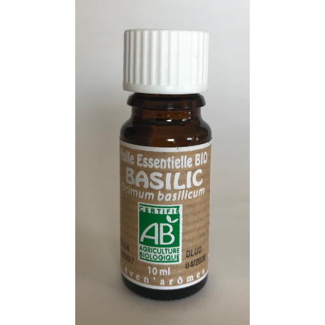 Huille Essentielle Basilic