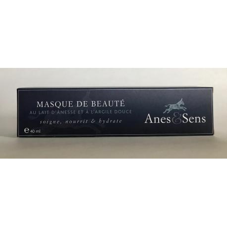 Masque de Beauté Lait d'Anesse