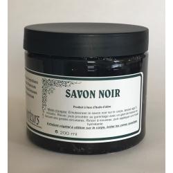 Savon Noir Nature - Lou Senteurs