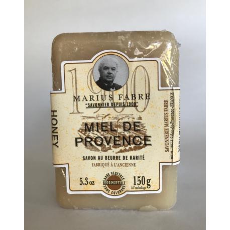 Savonnette au Miel de Provence - Marius Fabre