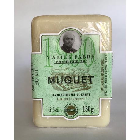 Savonnette au Muguet - Marius Fabre