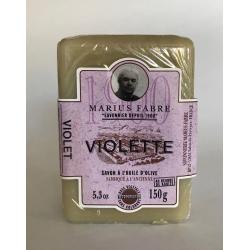 Savonnette à la Violette - Marius Fabre