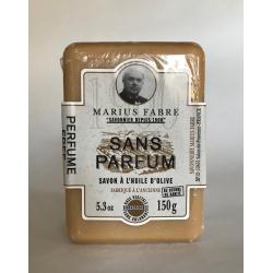 Savonnette Sans Parfum - Marius Fabre